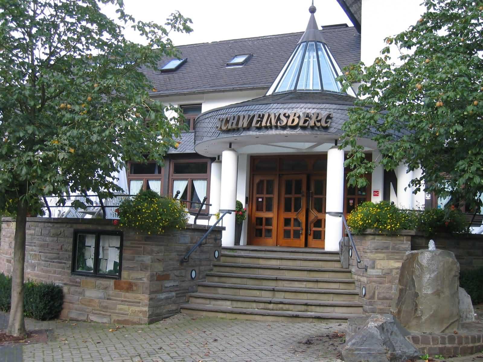 Hotel Restaurant Cafe Schweinsberg